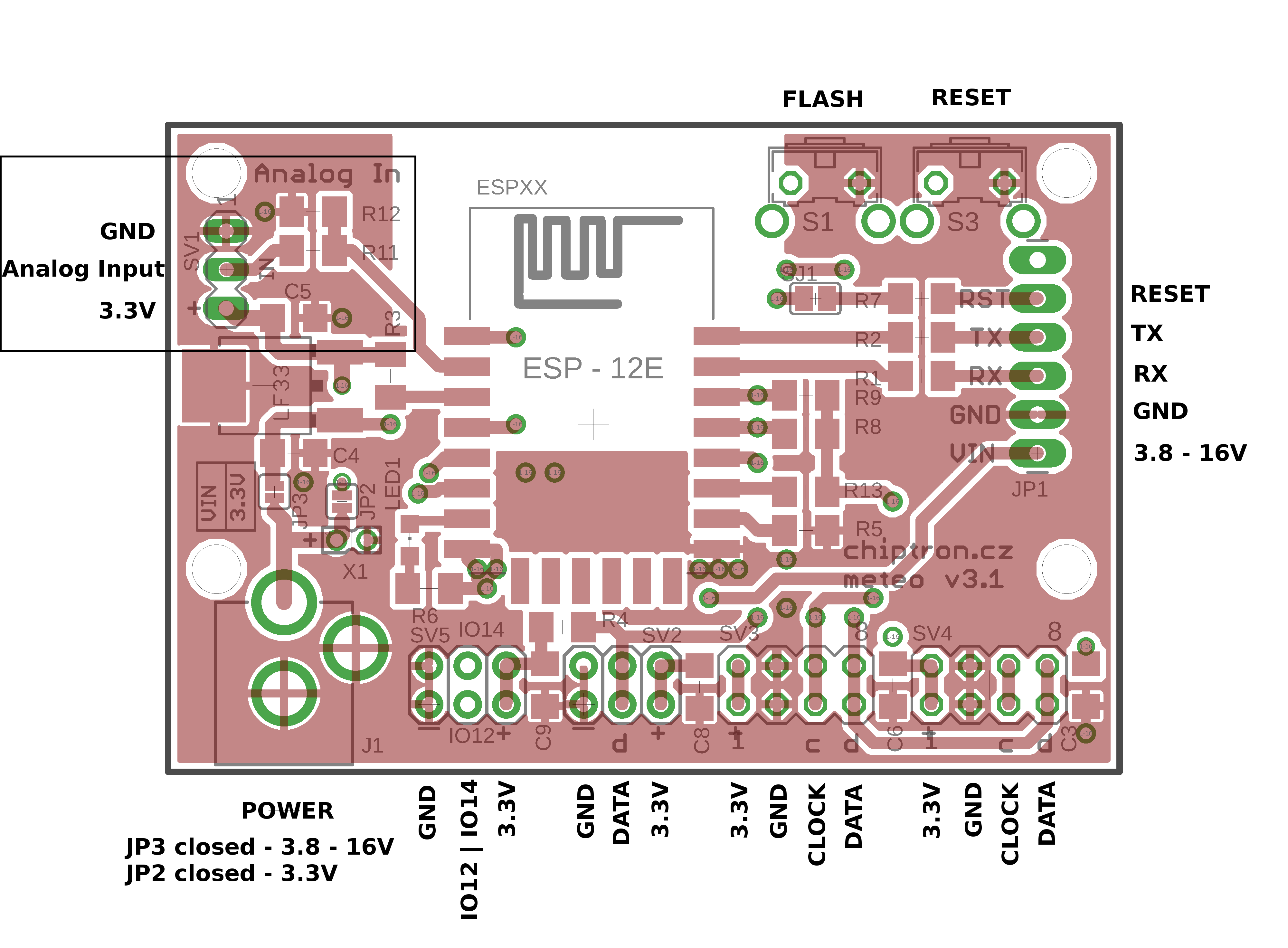 Time4EE | Electronic Engineering - Articles: Meteo v3