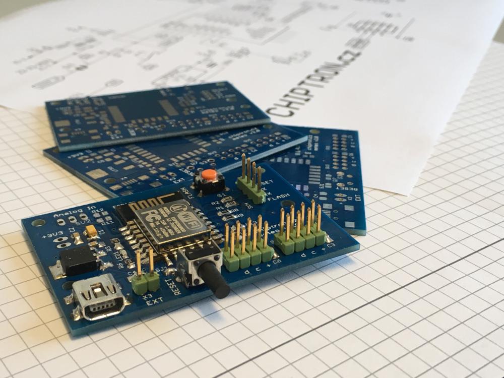Time4EE   Electronic Engineering - Articles: ESP32, ESP8266, NodeMCU