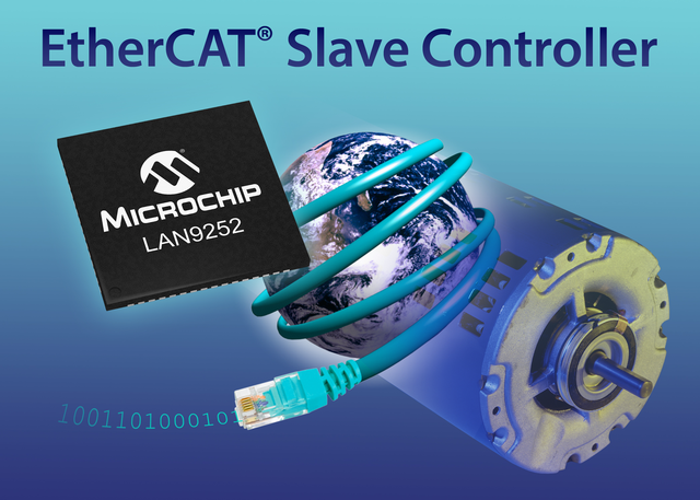 Time4EE   Electronic Engineering - Articles: Microchip's Ethernet
