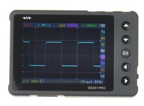 chiptron cz - Novinky: HScope, HS101 osciloskop s mobilním
