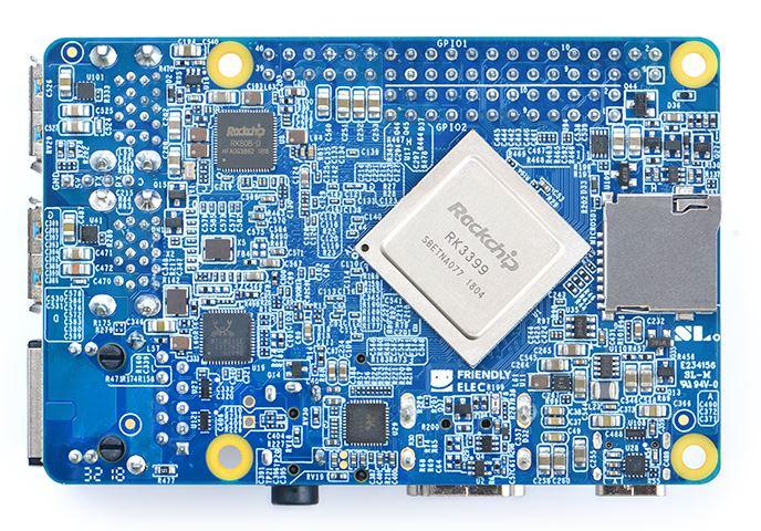 Time4EE | Electronic Engineering - News: NanoPi M4 - single-board