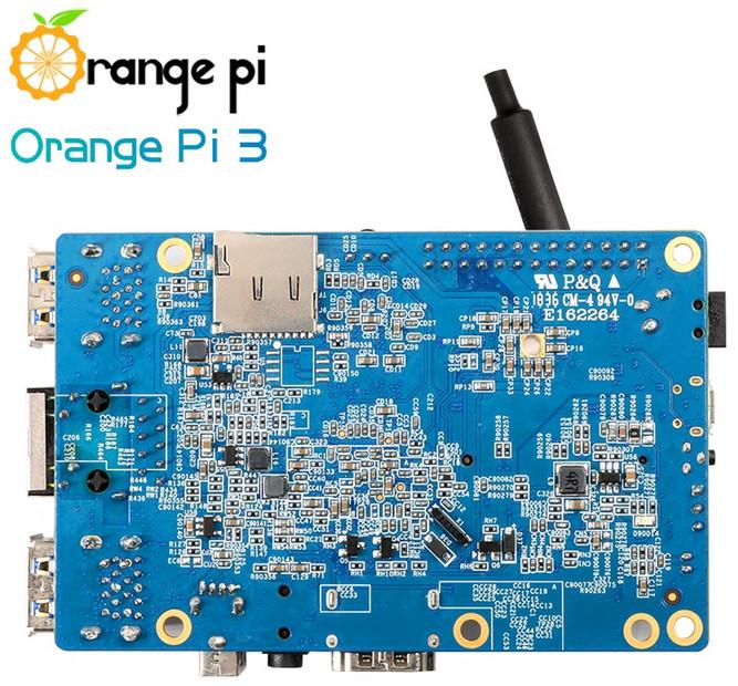 Time4EE   Electronic Engineering - News: Orange Pi 3