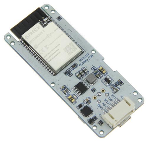chiptron cz - Novinky: TTGO - verze T s kamerou, OLED a ESP32